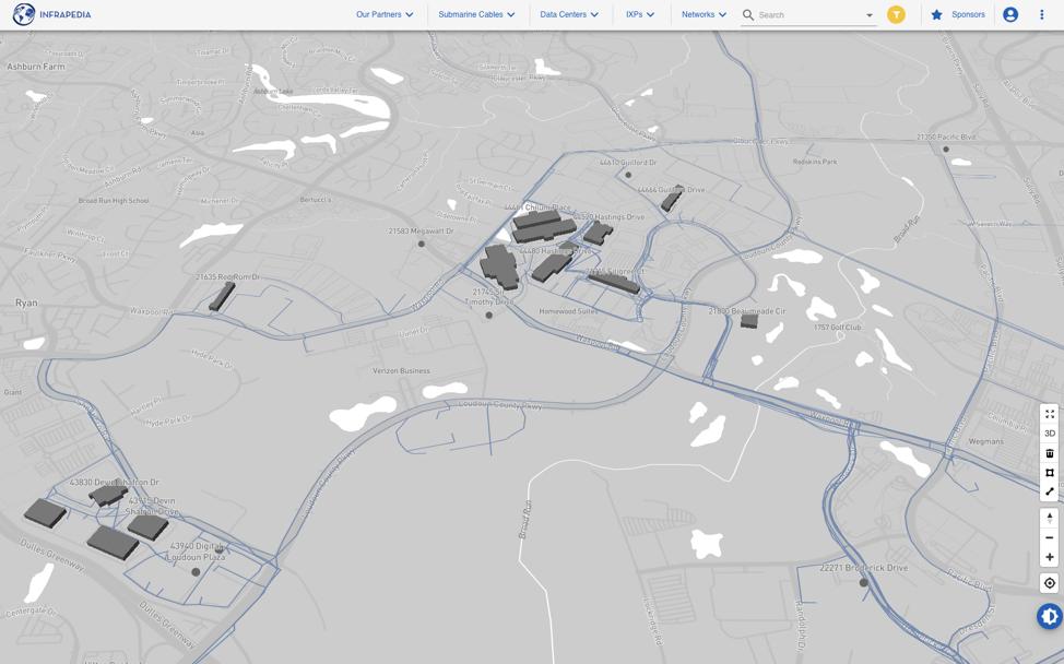 Ashburn, Unites States, Data Center